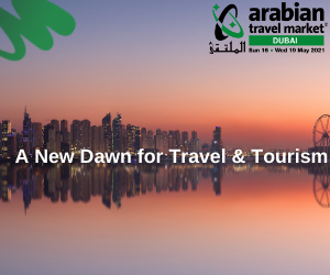 view Dubai Arabian Travel Market poster