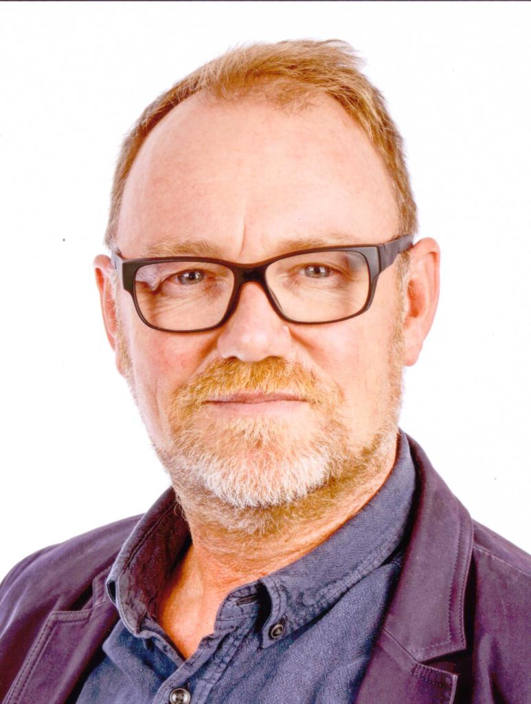 Chris Haslam Headshot