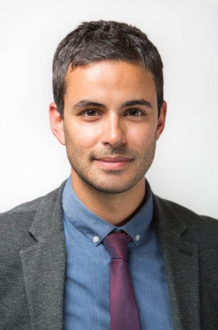Joshua Ryan Saha headshot